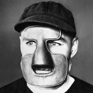 Clint Benedict i sin mask